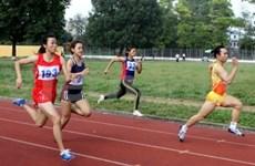越南体育代表团启程出征2013年喀山世界大学生运动会