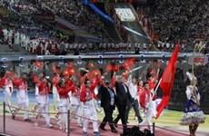 越南参加2013年夏季世界大学生运动会