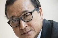 柬埔寨国王决定赦免柬埔寨救国党领袖桑连西
