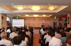 越南与日本努力推动经济合作