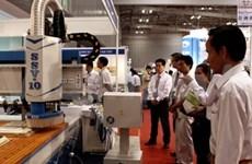 第10届越南国际木工机械展于九月底开展