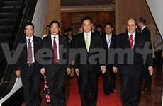 越南政府总理阮晋勇出席2013年亚洲广播会议开幕式