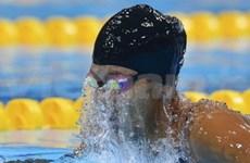 越南游泳运动员阮氏映圆将出征2013年世界游泳锦标赛
