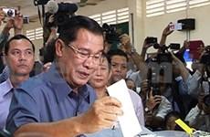 柬埔寨执政党人民党愿与反对党对话