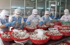 2013年前7个月越南全国水产出口额小幅增长