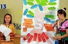 为少年儿童健康成长创造良好环境
