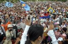 柬埔寨国家选委会:国会选举违规指控基本得到解决
