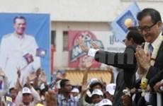 柬埔寨执政党人民党反对选举舞弊