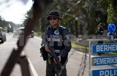 """马来西亚警方在全国各地开展""""除暴特别行动"""""""