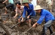 越南各省份继续遭强降雨袭击