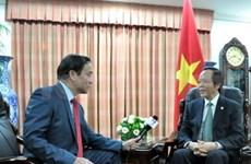 越南驻韩国大使:韩国总统此次访越意义重大