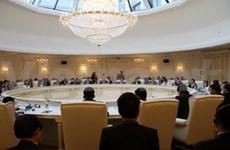 越南与俄白哈海关同盟自贸协定第三轮谈判圆满结束