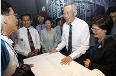 新加坡最大海水淡化厂竣工投产