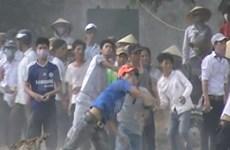 从教理和法律角度来判处宜安省宜禄县宜方乡暴动案