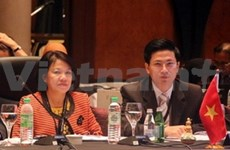 越南出席第35次东盟农业和林业部长会议