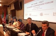 加强越南与意大利的经济合作