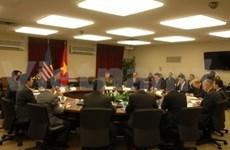 越美举行第6次越美政治、安全及国防对话
