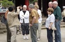 2013年第三季度河内接待游客量460万人次