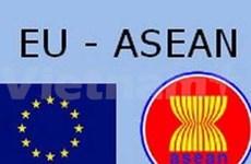 东盟同欧盟加强合作关系