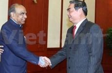 越南与印度加强民间交流