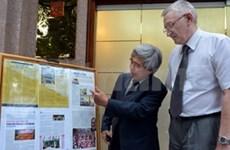 越俄友好关系展览会在河内举行