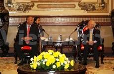 胡志明市与澳大利亚北部促进合作关系