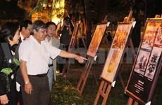 2013年越南遗产图片展在芹苴市举行