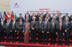 ASEM各成员国将协助菲律宾和越南克服灾害后果