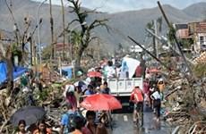 菲律宾总统宣布全国进入国家灾难状态