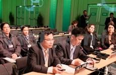 越南积极参加联合国气候变化大会系列活动