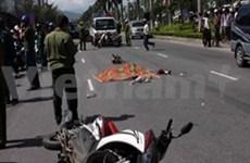 阮春福副总理:防止交通事故发生 为活着的人而行动