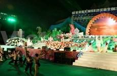 第12届西北地区各民族文体旅游节在和平省拉幕