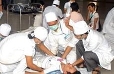 美国与越南各所大学合作改善医疗急救服务