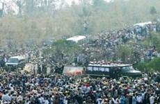 《武元甲大将图片展》在胡志明市举行