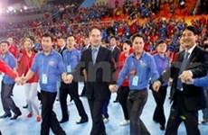 第二届越中青年联欢大会在中国南宁市举行