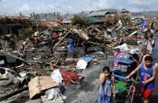 """超强台风""""海燕""""已夺走菲律宾5500人的生命"""