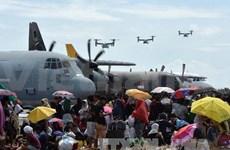 粮农组织呼吁国际社会继续对菲律宾灾民提供援助