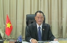 越南与新加坡关系继续全面发展
