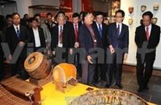 越南首座东南亚文化博物馆正式开馆
