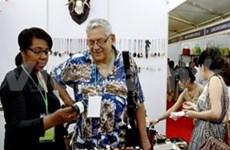 越南参加在意大利举行的国际手工艺品展览会