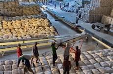 11月份越南大米出口价格大幅增加