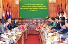 越柬加强教育合作