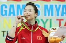 第27届东运会:越南武术队荣获两枚金牌