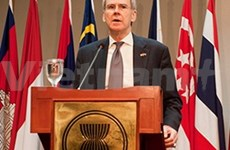 东盟与美国加强双边合作