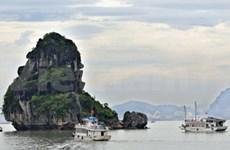 墨西哥《金融家报》称赞越南下龙湾壮丽的自然景观