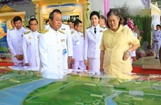 泰国-老挝第四座友谊桥落成