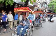 2013年访问河内市的国际游客量将突破250万人次