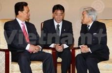 日本首相安倍晋三:东盟是日本特别重要的合作伙伴