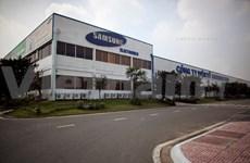 韩国三星电子公司将工厂从中国转移到越南