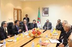 越通社与阿尔及利亚通讯社签署合作协议